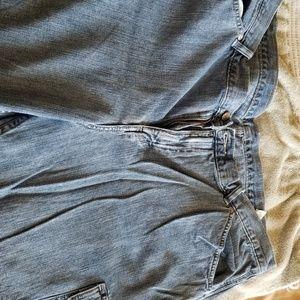 Lee jean shorts